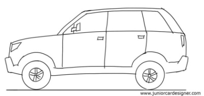 Semi-metallic Car Brake Pads